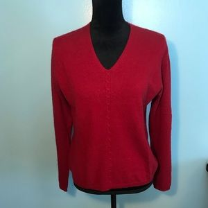 Croft & barrow cashmere sweater